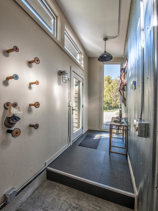 Modern Art Studio