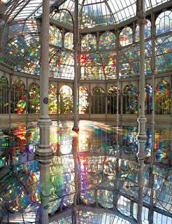 The Crystal Palace, Madrid, Spain